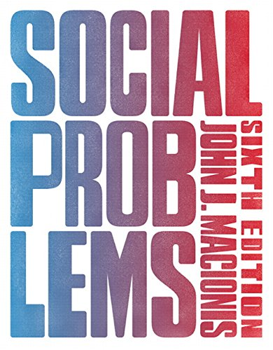 9780133985009: Social Problems Plus MySocLab without Pearson eText -- Access Card Package (6th Edition)
