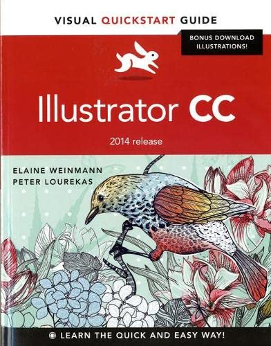 9780133987034: Illustrator CC: Visual Quickstart Guide (2014 Release) (Visual QuickStart Guides)