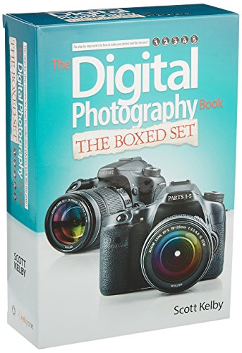 9780133988062: Scott Kelby's Digital Photography Boxed Set, Parts 1, 2, 3, 4, and 5: 1-5