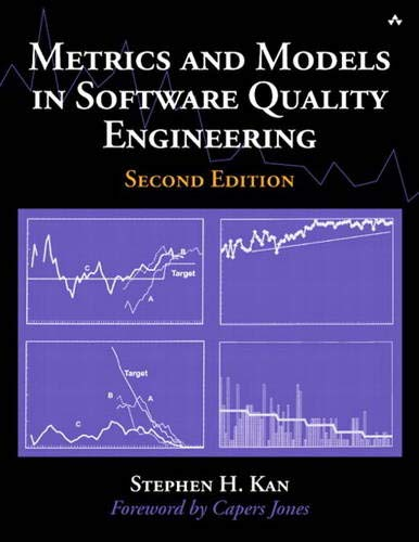 9780133988086: Metrics and Models in Software Quality Engineering (Paperback)