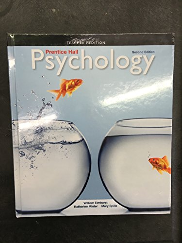 9780133988482: Prentice Hall Psychology 2nd Ed - Teaher's Edition