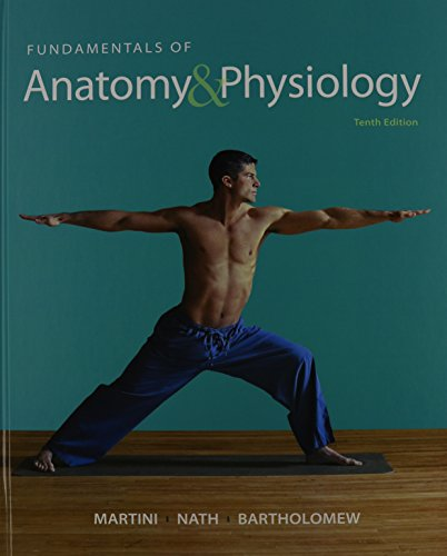 9780133988550: Fundamentals of Anatomy & Physiology, Modified MasteringA&P with eText and Access Card (10th Edition)