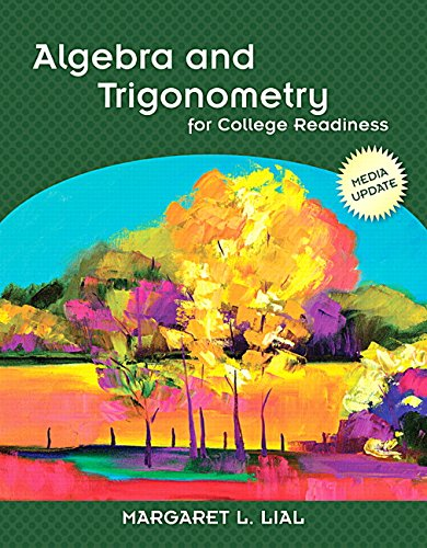 9780133993356: Algebra and Trigonometry for College Readiness