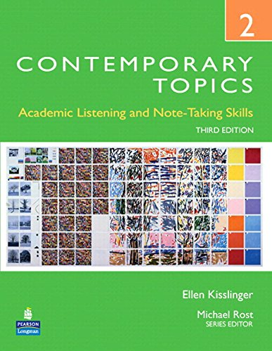 9780133994575: Contemporary Topics 2 Student Book with Streaming Video Access Code Card