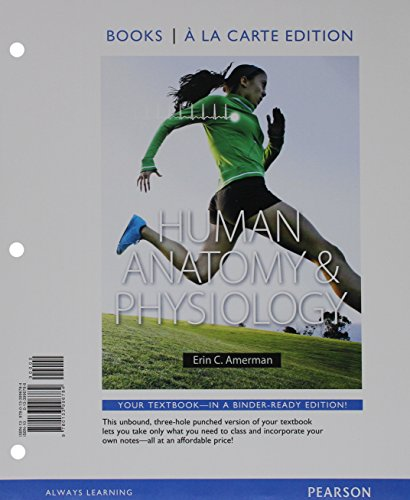 9780133996784: Human Anatomy & Physiology, Books a la Carte Edition