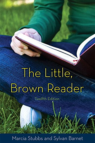 Little Brown Reader, The, Plus MyWritingLab --: Stubbs, Marcia; Barnet,
