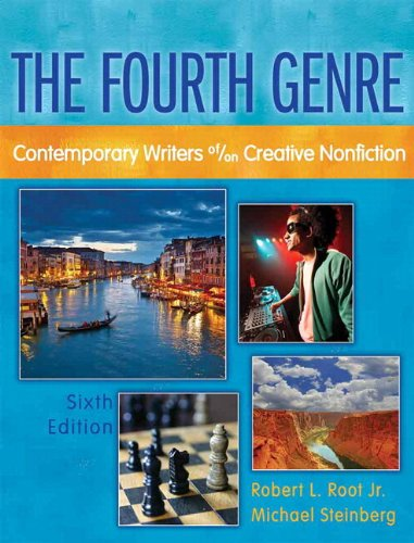 9780133997521: The Fourth Genre: Contemporary Writers of/on Creative Nonfiction with MyLab Writing -- Access Card Package (6th Edition)