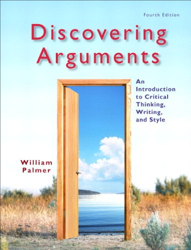 9780133997545: Discovering Arguments: An Introduction to Critical Thinking, Writing, and Style Plus MyLab Writing -- Access Card Package (4th Edition)