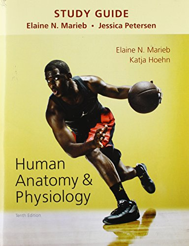 9780133999310: Study Guide for Human Anatomy & Physiology