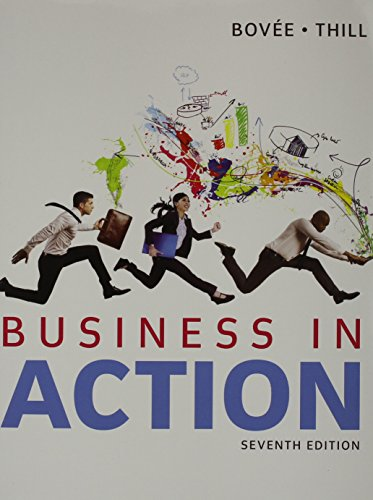 9780133999860: Business in Action, and Interpretive Simulations Access Code Card Group A (7th Edition)