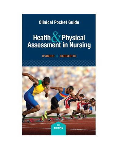 9780134000893: Clinical Pocket Guide for Health & Physical Assessment in Nursing
