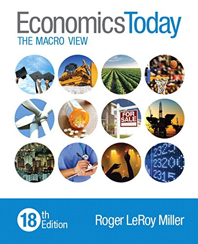 9780134004631: Economics Today: The Macro View Plus MyLab Economics with Pearson eText -- Access Card Package (18th Edition)