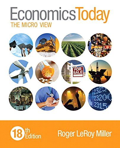 9780134004648: Economics Today: The Micro View Plus MyLab Economics with Pearson eText -- Access Card Package (18th Edition)