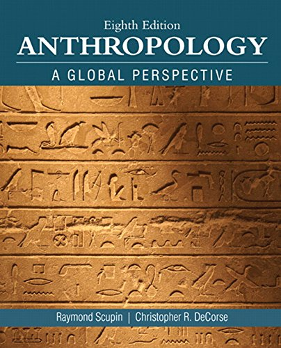 9780134004860: Anthropology: A Global Perspective