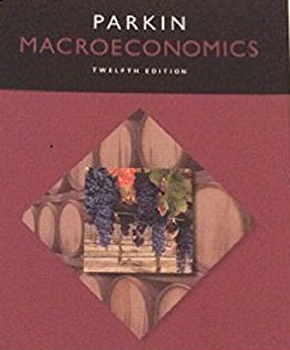 9780134004976: Macroeconomics, Student Value Edition Plus MyLab Economics with Pearson eText -- Access Card Package (12th Edition)