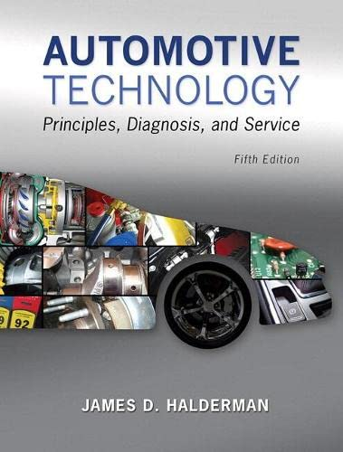 9780134009087: Automotive Technology: Principles, Diagnosis, and Service Plus MyLab Automotive with Pearson eText -- Access Card Package (5th Edition) (Automotive Comprehensive Books)