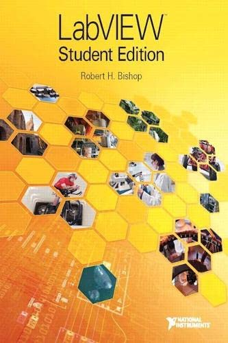 9780134011332: LabVIEW Student Edition