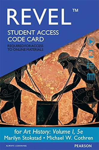 9780134011608: REVEL for Art History Volume 1 -- Access Card (5th Edition)