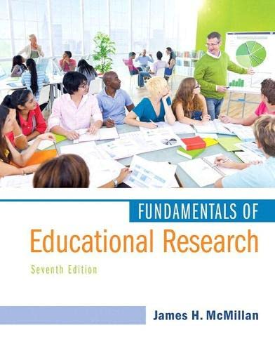 9780134013497: Fundamentals of Educational Research, Enhanced Pearson eText with Loose-Leaf Version -- Access Card Package (7th Edition)