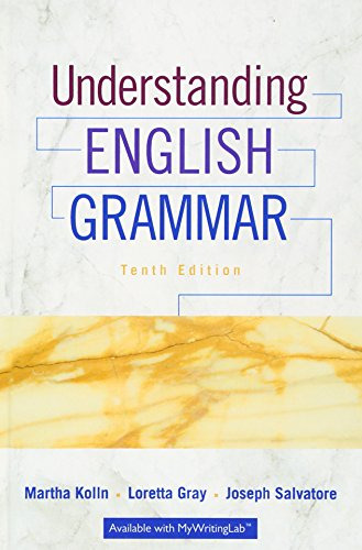 9780134014180: Understanding English Grammar