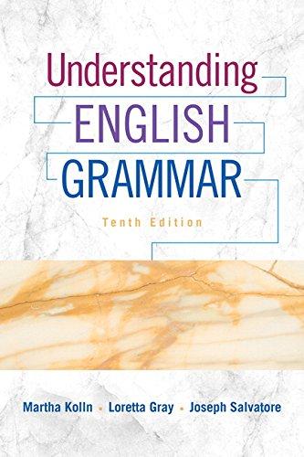 9780134014180: Understanding English Grammar (10th Edition)