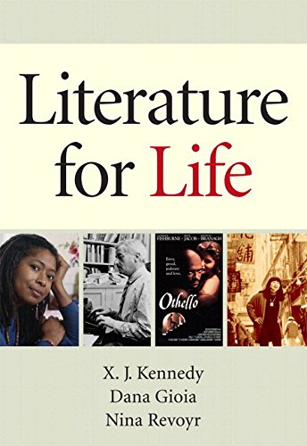 Literature for Life Plus MyLiteratureLab -- Access: Kennedy, X. J.^Gioia,