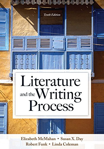 9780134015330: Literature and the Writing Process PLUS MyLiteratureLab -- Access Card Package (10th Edition)
