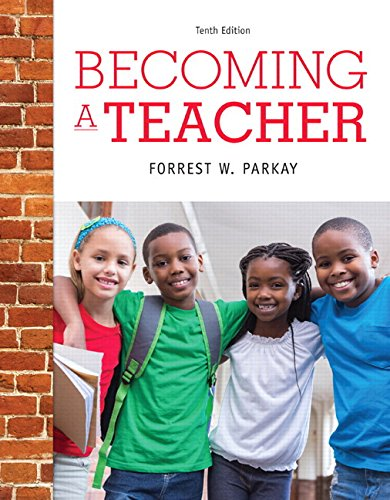 9780134016092: Becoming a Teacher, Enhanced Pearson eText with Loose-Leaf Version -- Access Card Package (10th Edition)
