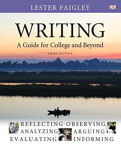 9780134016115: Writing: A Guide for College and Beyond with MyWritingLab with eText -- Access Card Package (3rd Edition)