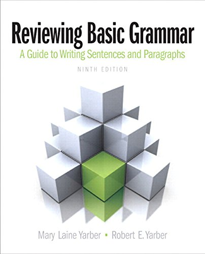9780134016337: Reviewing Basic Grammar Plus MyWritingLab with eText -- Access Card Package (9th Edition)