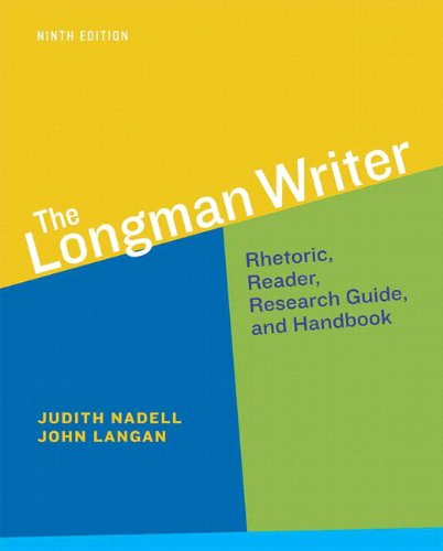 9780134016528: Longman Writer, The Plus MyLab Writing with Pearson eText -- Access Card Package (9th Edition)