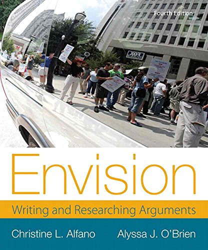 9780134016771: Envision: Writing and Researching Arguments Plus MyWritingLab with eText -- Access Card Package (4th Edition)