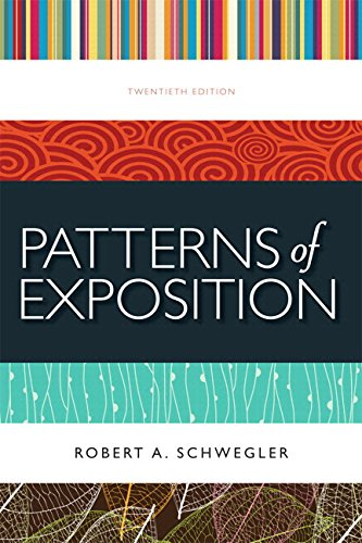 9780134016863: Patterns of Exposition Plus MyWritingLab -- Access Card Package (20th Edition)