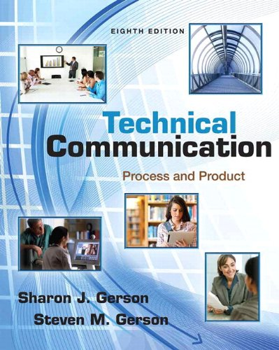 9780134017174: Technical Communication: Process and Product Plus MyWritingLab with eText -- Access Card Package (8th Edition)