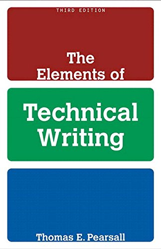 9780134017419: The Elements of Technical Writing + Mywritinglab Access Card