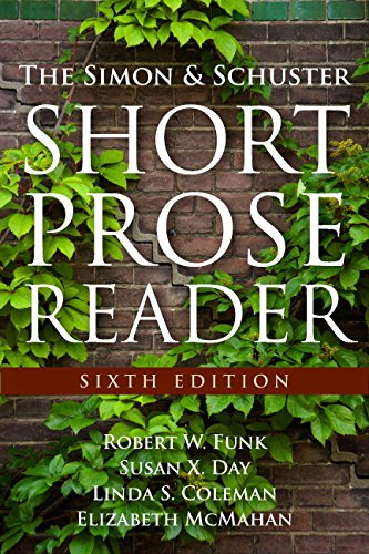 9780134017440: Simon and Schuster Short Prose Reader, The, Plus MyLab Writing -- Access Card Package (6th Edition)