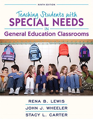 Teaching Students with Special Needs in General Education Classrooms - Loose Leaf w/ Enhanced Pearson Etext + Access Card