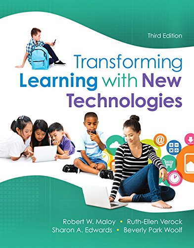 9780134020631: Transforming Learning with New Technologies, Enhanced Pearson eText with Loose-Leaf Version -- Access Card Package (3rd Edition) (What's New in Curriculum & Instruction)