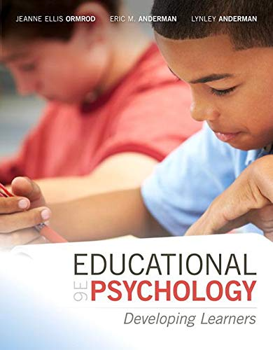 9780134022437: Educational Psychology: Developing Learners, 9th edition, Loose-Leaf Version