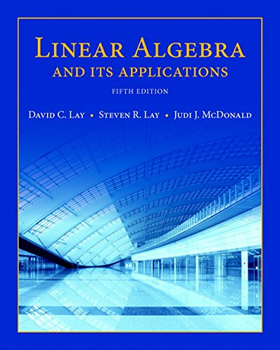 9780134022697: Linear Algebra and Its Applications (Featured Titles for Linear Algebra (Introductory))