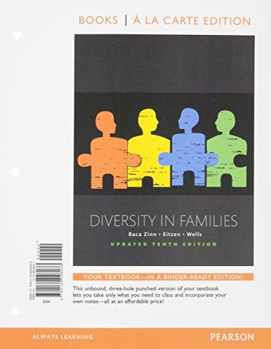 9780134028033: Diversity in Families, Books a la Carte (10th Edition)