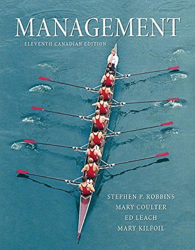 9780134030678: Management, Eleventh Canadian Edition Plus NEW MyManagementLab with Pearson eText -- Access Card Package (11th Edition)