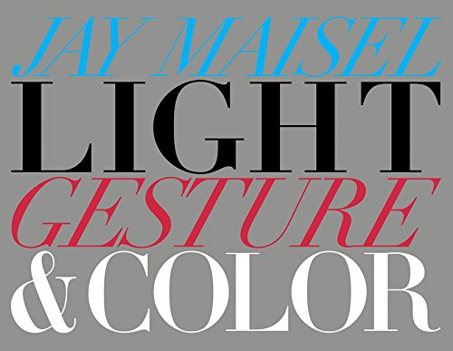 9780134032269: Light, Gesture, and Color (Voices That Matter)