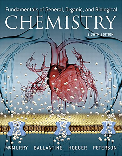 9780134033099: Fundamentals of General, Organic, and Biological Chemistry Plus MasteringChemistry with Pearson eText -- Access Card Package (8th Edition)
