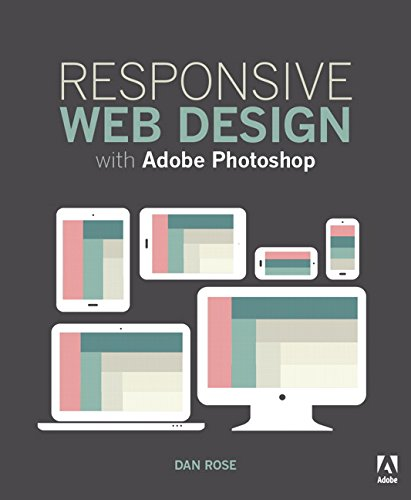 9780134035635: Responsive Web Design With Adobe Photoshop