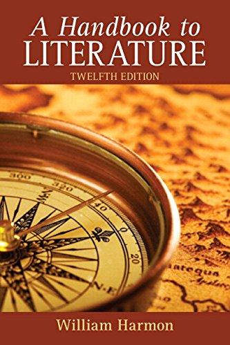 9780134037974: Handbook to Literature, A, Plus Myliteraturelab -- Access Card Package