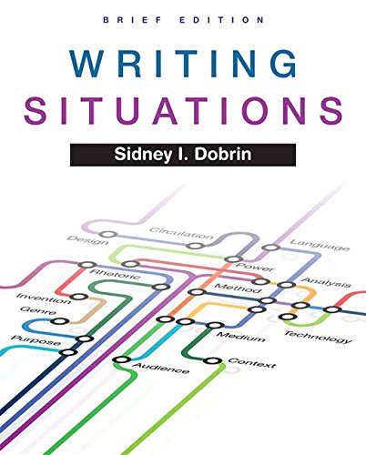 9780134038568: Writing Situations, Brief Edition Plus MyLab Writing with eText -- Access Card Package