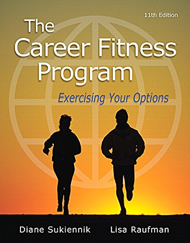 9780134039466: The Career Fitness Program: Exercising Your Options Plus NEW MyLab Student Success -- Access Card Package (11th Edition)