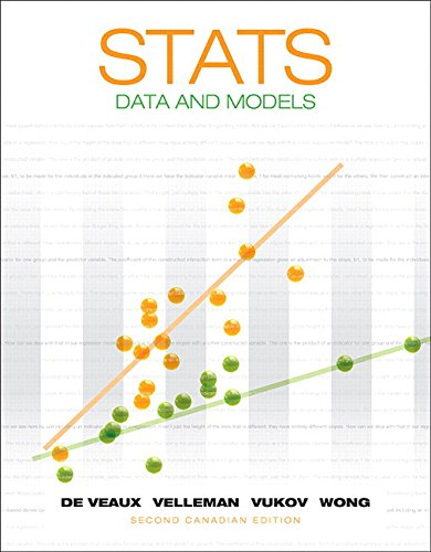 9780134040189: Stats: Data and Models, Second Canadian Edition Plus MyStatLab with Pearson eText -- Access Card Package (2nd Edition)