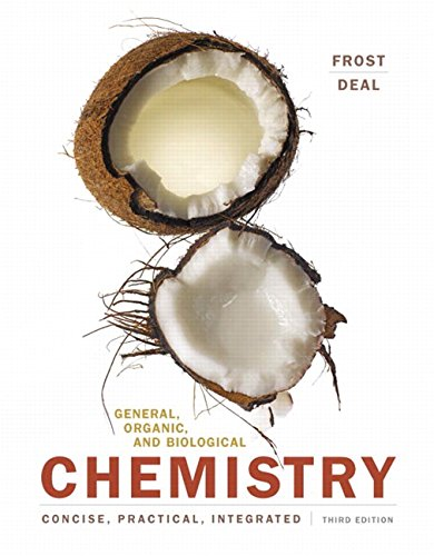 9780134041568: General, Organic, and Biological Chemistry Plus MasteringChemistry with Pearson eText -- Access Card Package (3rd Edition)